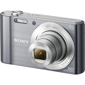 Camara Digital Sony W810 *20 Megapixeles* Hd720p Zoom 6x