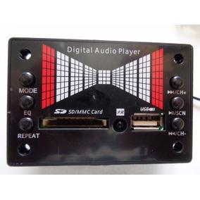 Placa Usb/sd /fm Frahm Toda Linha Bluetooth