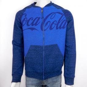 142ebe0bfd Jaqueta Moletom Masculina Coca-cola Original