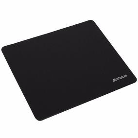 Kit 10 Mouse Pad Slim Lavável Preto Multilaser Ac027 Ac066