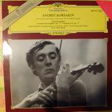 Vinilo Música Clásica: Andrei Korsakov Toca Brahms