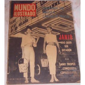 O Mundo Ilustrado Nº 201 - Out/1961 - Jânio Quadros