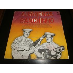 Lp Alvarenga E Ranchinho, Ê São Paulo, Disco Vinil, Ano 1981