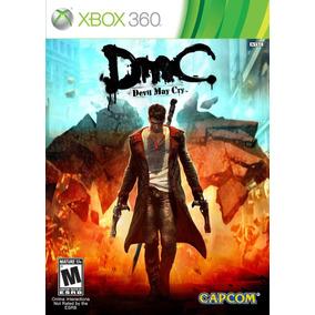 Dmc Devil May Cry (mídia Física) - Xbox 360