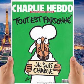 Revista Charlie Hebdo Nº 1178 - Original Raro - Frete Grátis