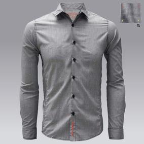 Camisas de Hombre Rayado en Distrito Federal en Mercado Libre México 3e4d100edc77c