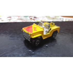 Lindo Veículo Em Miniatura Jipe 4x4 - Vejam A Foto !!!