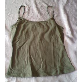 T-0058 Blusa Verde Authentic