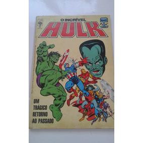 Revista O Incrível Hulk Nº 36 Editora Abril Bom Estado