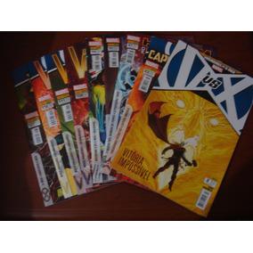 Lote C/9 - Quadrinhos Marvel Panini Comics Diversas Edições