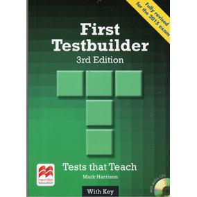 First Testbuilder 3rd. Edition / Macmillan