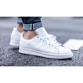 new product f0e53 00807 adidas Stan Smith Blancas Originales Importación.
