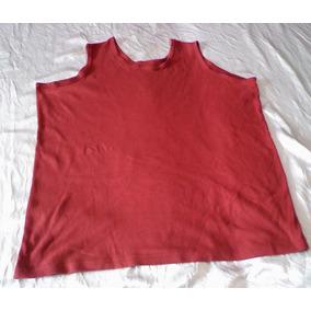 T-00077 Blusa Roja