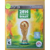 Fifa World Cup Brazil 2014 Ps3* Play Magic