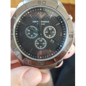18d6d12de73 Relógio Empório Armani Titanium