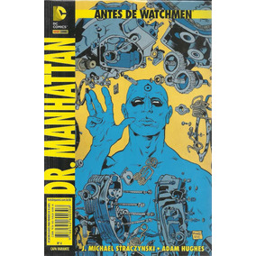 Antes De Watchmen 4 Variante Dr Manhattan Bonellihq Cx16 C19
