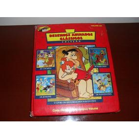 Livro Hanna Barbera Desenhos Clássicos