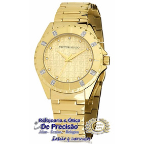2d3c30d6154 Relogio Feminino Victor Hugo 10126 - Relógios De Pulso no Mercado ...