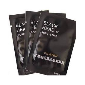 Black Head Mascara Negra 2 Unidades