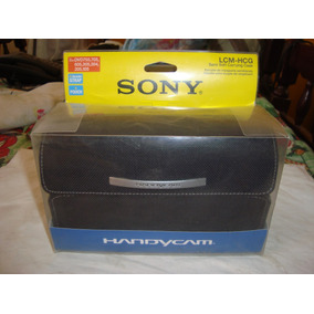 Estuche Original Para Videocámaras Sony®, Modelo Lcm-hcg