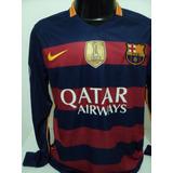 b3f4283d18 Camisa Do Barcelona 16 17 - Camisa Barcelona Masculina no Mercado ...