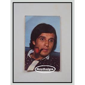 Roberto Carlos - Cartão Romântica - Anos 60/70 - F(1073)