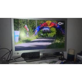 Tv Monitor Siragon 24 Led 1080 Full Hd