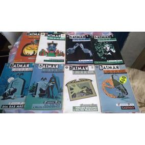 Batman O Longo Dia Das Bruxas Mini-série Especial Em 8 Vols