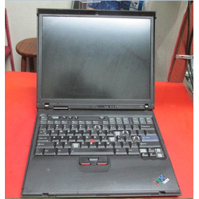Notebook Ibm Thinkpad R51e Para Retirar Peças