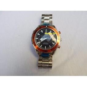 7ef4fc65f8e Relógio Seamaster Planet Omg Automático Cronógrafos