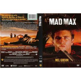 Mad Max 1979 - Primeiro Da Série. Classico - Dvd