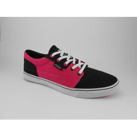 Tênis Dc Shoes Bristol Canvas Feminino Skate Importado 475f1c62ab7d9