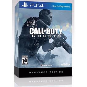 Call Of Duty Ghosts Ps4 Ed De Coleccion Español Disco Físico