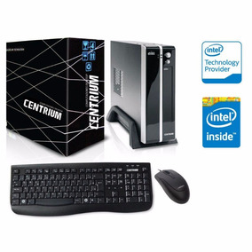 Computador Intel Dual Core 2,48ghz 4gb 500gb Usb3.0 Hdmi