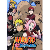 Naruto Shippuden Con Relleno Para Dvd