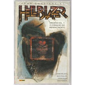 Hellblazer Origens 07 - Panini 7 - Bonellihq Cx363 J18