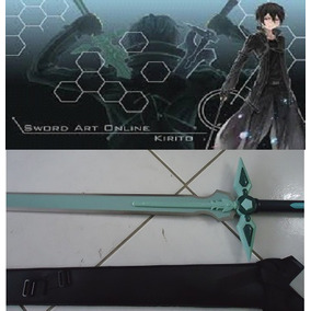 Espada Dark Repulser Kirito Em Aço Sword Art Online