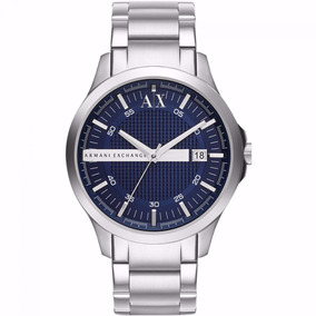 75f8c5f0911 Relógio Armani Exchange Branco E Prata Com Strass - Joias e Relógios ...
