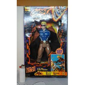 Johnny Blaze Motoqueiro Fantasma Pré Legends Toy Biz 1995