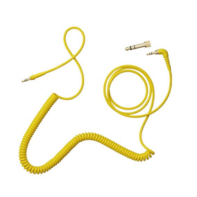 Cable Coil C09 De Dj Color Amarillo Para Tma-2 De Aiaiai