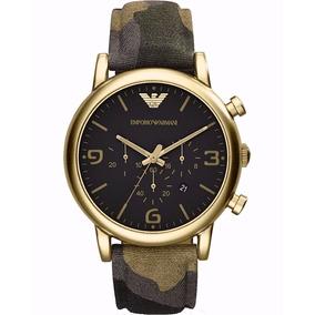 18d7a96a2f2 Relógio Armani Original Promoção - Joias e Relógios no Mercado Livre ...