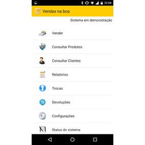 Força De Vendas Android + Integração Com Seu Erp!
