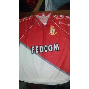 Cámiseta De Monaco - Camisetas de Clubes Extranjeros para Adultos en ... 524fdca271fe2
