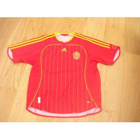 Camiseta De Equipos De España Niños - Camisetas Rojo en Mercado ... ca6e22cf58d08