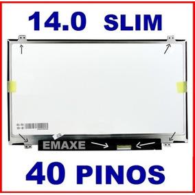 Tela Led 14.0 Slim N140b6-l06 Rev.c2 N140b6-l24 B140xw03 V.0