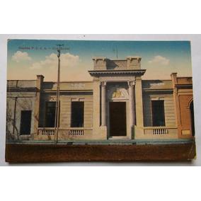 Postal Casilda - Club Social - Edición Bazar Fuster Casilda
