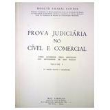 A Prova Judiciária No Cível E Comercial Moarcyr Amaral Vol 1