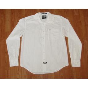 Southpole Camisa Basica Blanca Talla Grande