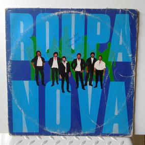 Vinil Lp - Roupa Nova - 1985