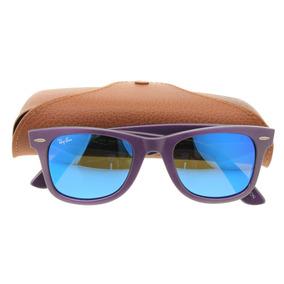 Ray Ban Wayfarer Rb2140 6112 17 Cosmo Mercury Novo Original - Óculos ... 321681a1b0